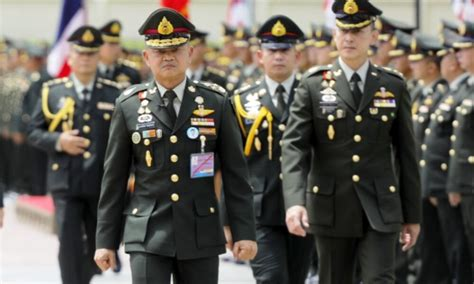 Thailand's New Army Chief Warns Protesters on Anniversary ...
