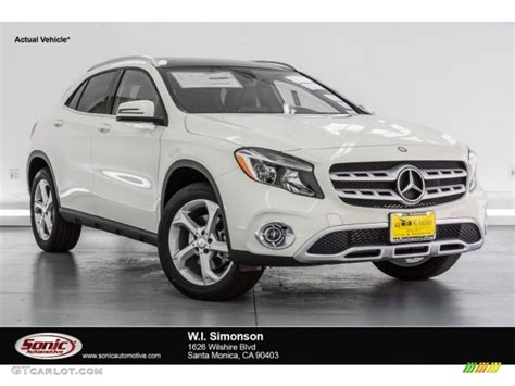 See its design, performance and technology features, as well as models, pricing, photos and more. 2018 Cirrus White Mercedes-Benz GLA 250 #120660102 Photo #9 | GTCarLot.com - Car Color Galleries