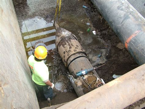 pipebursting ac pipe problematic  epa underground