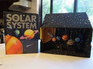 17 Best Images About Solar System Dioramas On Pinterest