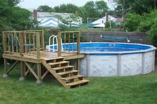 deck plans for above ground pools low prices outdoors