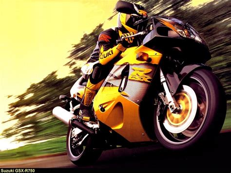 Suzuki Bikes Wallpapers