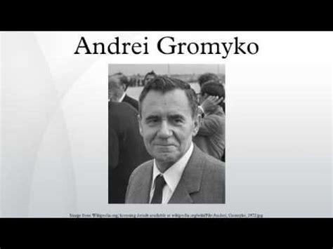 Andrei Gromyko Youtube