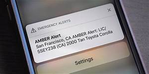 Prepare To Receive More Emergency Alerts On Your Iphone