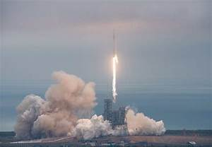 SpaceX launches rocket from NASA's historic moon pad ...