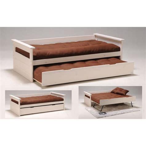 mini canapé ikea artus banquette gigogne 90 x 190 cm blanchi achat