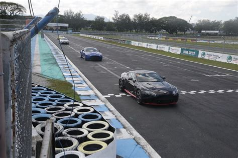 Martin Owners by Aston Martin Owners Club Manila Holds Track Day