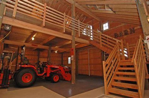 Pole Barn Plans With Loft