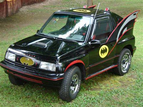 Craigslist Cars by Best Of Craigslist 1991 Geo Tracker Batmobile