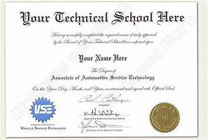 fantastic fake degree certificate template photos With ase certificate template
