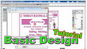 Adobe Pagemaker Basic Design Tutorial