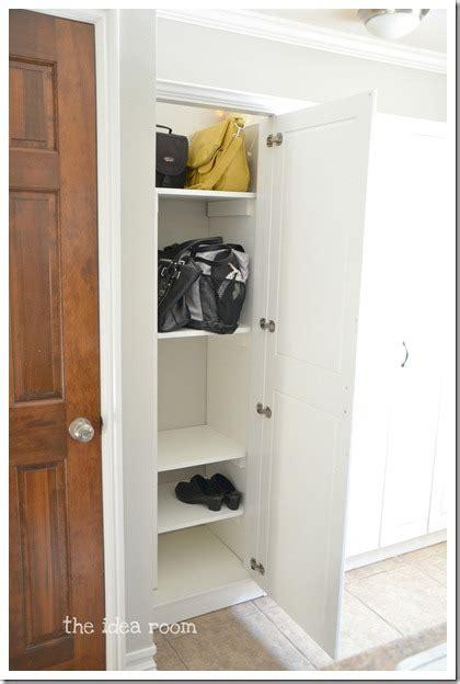 Make A Closet On A Wall by How To Build A Closet Shelf The Idea Room