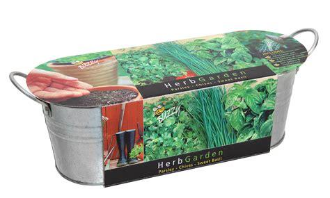 Windowsill Herb Garden Kit Australia  Fasci Garden