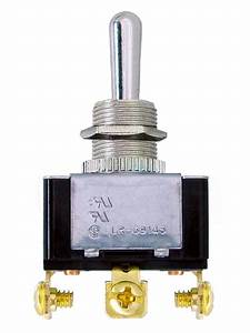 3-prong Toggle Switch