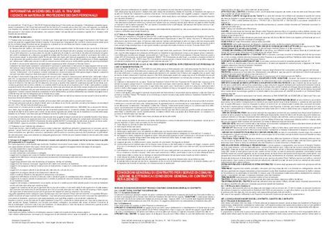 Vodafone Omnitel Sede Legale Doc Srl 14