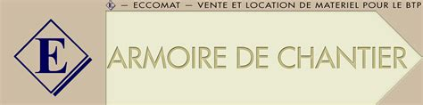 Armoire Chantier
