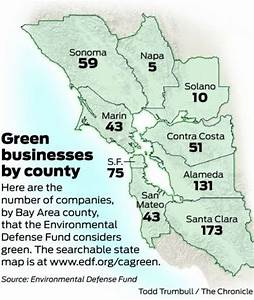Group lists eco-friendly businesses - SFGate