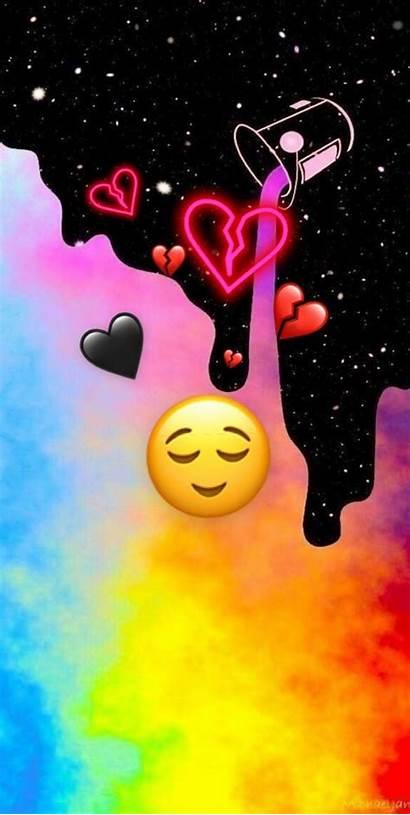 Emoji Iphone Fondos Pantalla Sfondi Papel Emojis