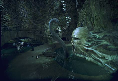 secret chambre serpent of slytherin legacy