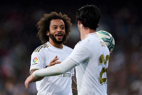 Com Marcelo, Real Madrid terá lista de dispensa com seis ...