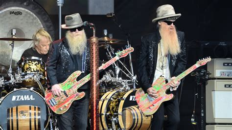 illegal  zz top     band