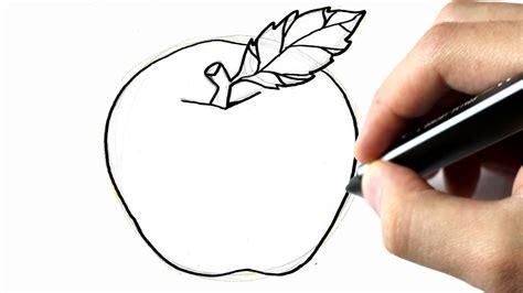 comment dessiner une cuisine comment dessiner une pomme