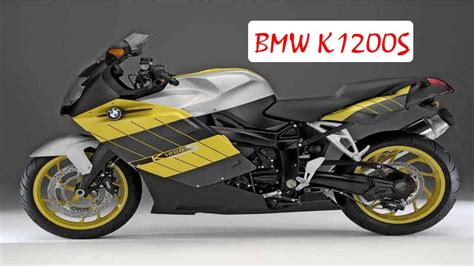 Bmw K1200s by Bmw K1200s 2004 2008 Review