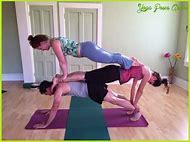 Challenge 3 Person Yoga Poses