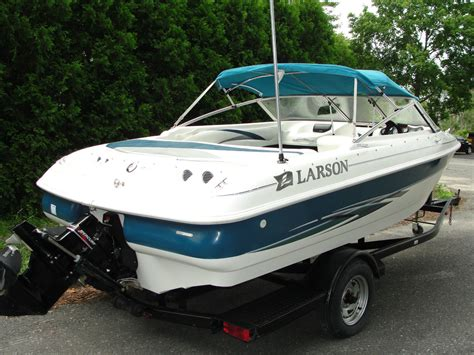 Larson Bowrider Boats For Sale by Larson Sei 176 Bowrider 2000 For Sale For 2 025 Boats