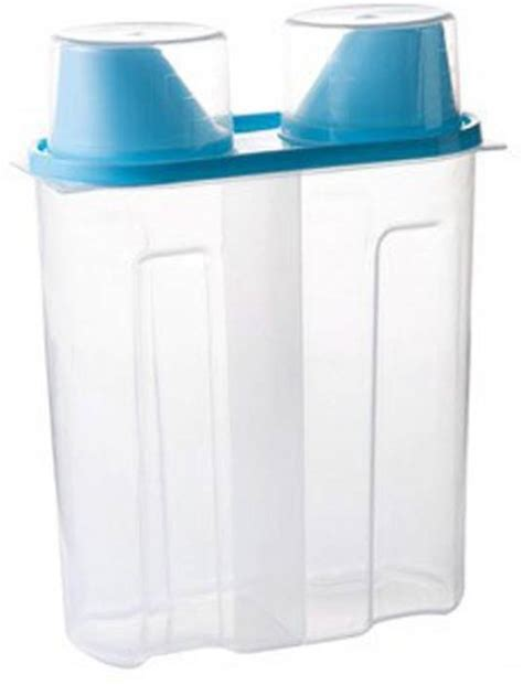 kitchen plastic storage containers evana 3 liter innovative transparent food safe material 5530