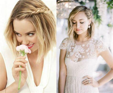 Trending Bob Wedding Hairstyles For 2017