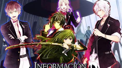 add anime diabolik lovers 2 diabolik lovers 3 176 temporada y black bullet 2 176 temporada
