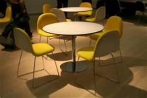 Kleiner Tisch Mit Stühlen : kleiner runder tisch mit gelben st hlen ~ Markanthonyermac.com Haus und Dekorationen