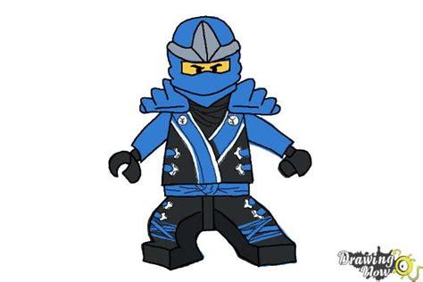 draw jay  lego ninjago drawingnow