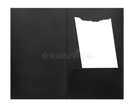 blank bill receipt in envelope stock of