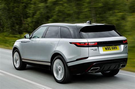 Review Land Rover Range Rover Velar by Range Rover Velar Uk 2017 Review Autocar