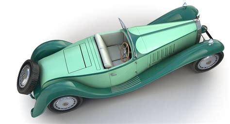 All of the production royales still exists. 3d bugatti type 41 royale