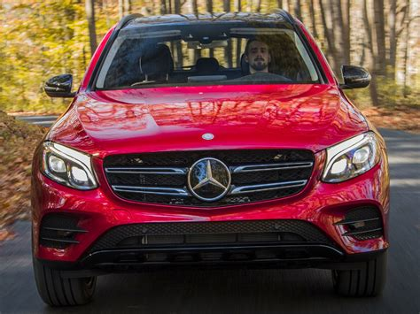 Suv models feature a rounded rear cargo hatch which allows 19 cubic feet of cargo space in the rear. 2018 Mercedes-Benz GLC 300 - Price, Photos, Reviews & Features