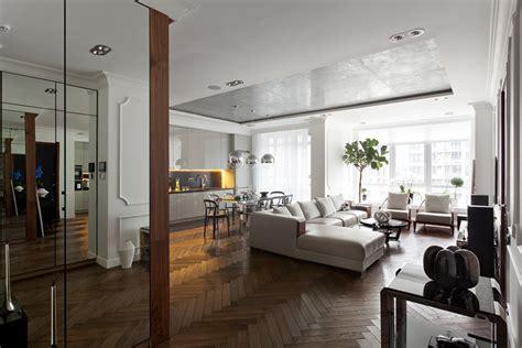 Apartment Interior : 5 Posh Apartment Interiors
