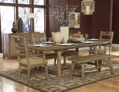 Rustic Dining Room Sets Rustic Dining Room Sets To Always Feel In Country Farmhouse Home Decor With Collection Of