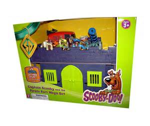 Scooby Doo Pirate Fort