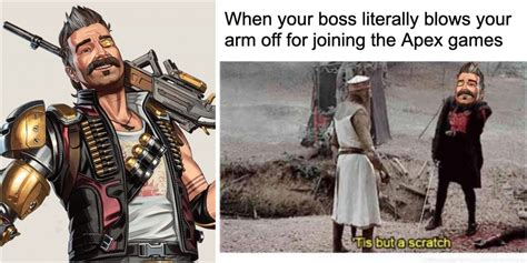 10 Apex Legends Fuse Memes Only True Fans Will Understand