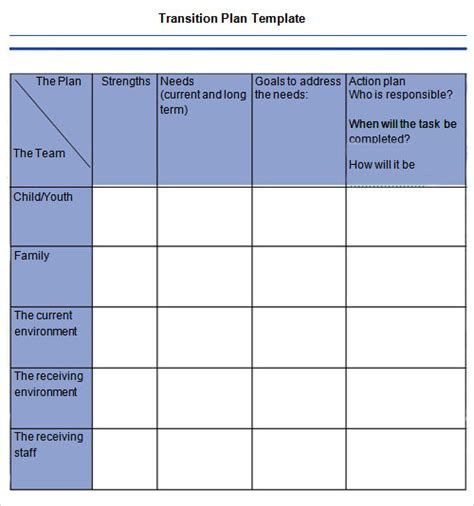 weekly lesson plan  preschool template business