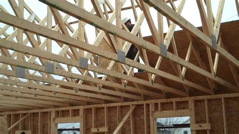 put  plywood   roof youtube