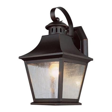 bel air lighting bel air lighting stewart 1 light outdoor rubbed bronze
