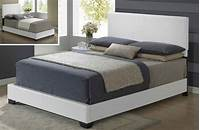high platform bed Exotic Leather High End Platform Bed Philadelphia Pennsylvania GF8103