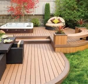 best 25 tub deck ideas on tub patio