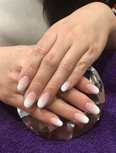 ombré dip nails dipped nails tip nails
