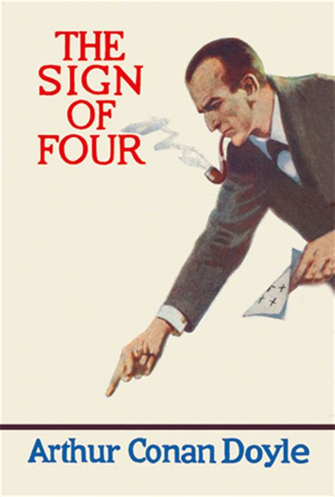 the sign of four books the sign of the four retrogrouch