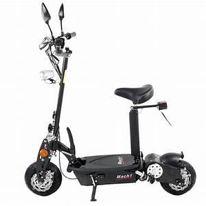 Scooter Roller Elektro : mach1 e scooter 500w 36v mit strassenzulassung mofa ~ Jslefanu.com Haus und Dekorationen